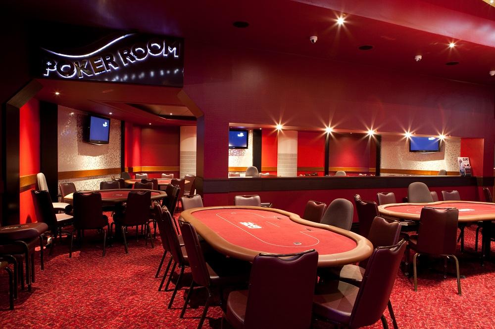 G casino brighton poker schedule