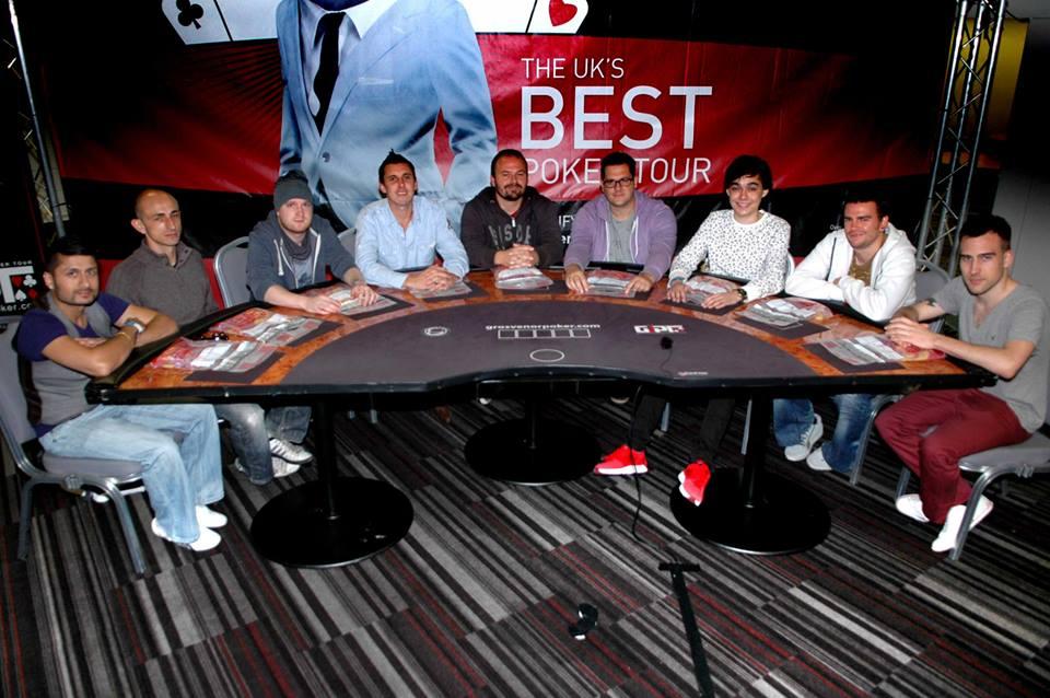 Partouche poker tour final 2018