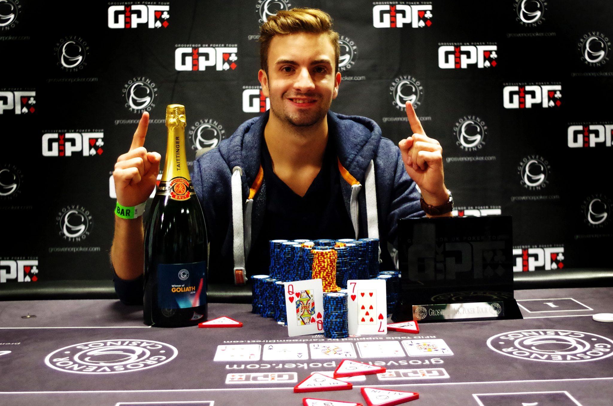 g casino poker
