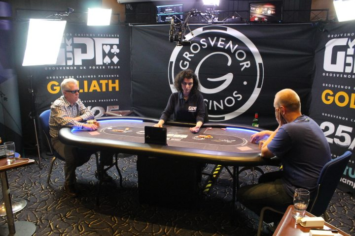 Poker leeds grosvenor