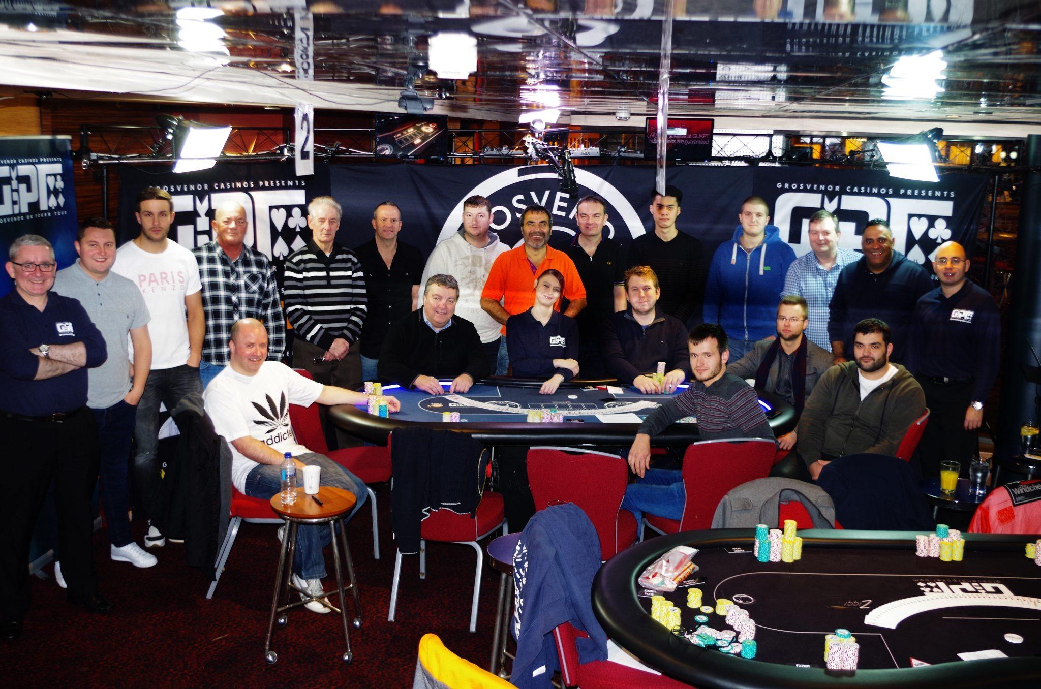 Grosvenor blackpool poker schedule