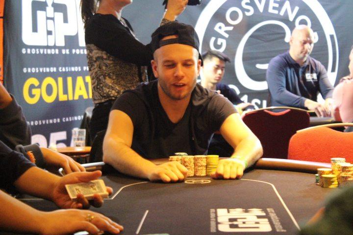Grosvenor poker tour live stream valise 4 roulettes leclerc