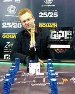 Moose poker tournament in las vegas 2018