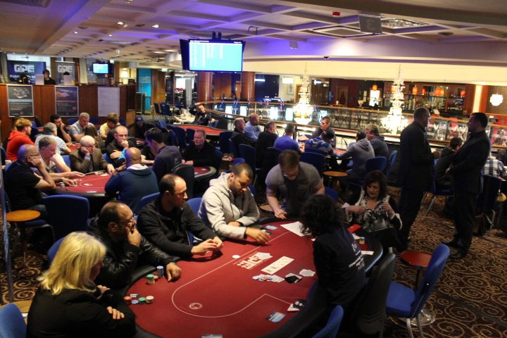 grosvenor casino walsall poker schedule 2019