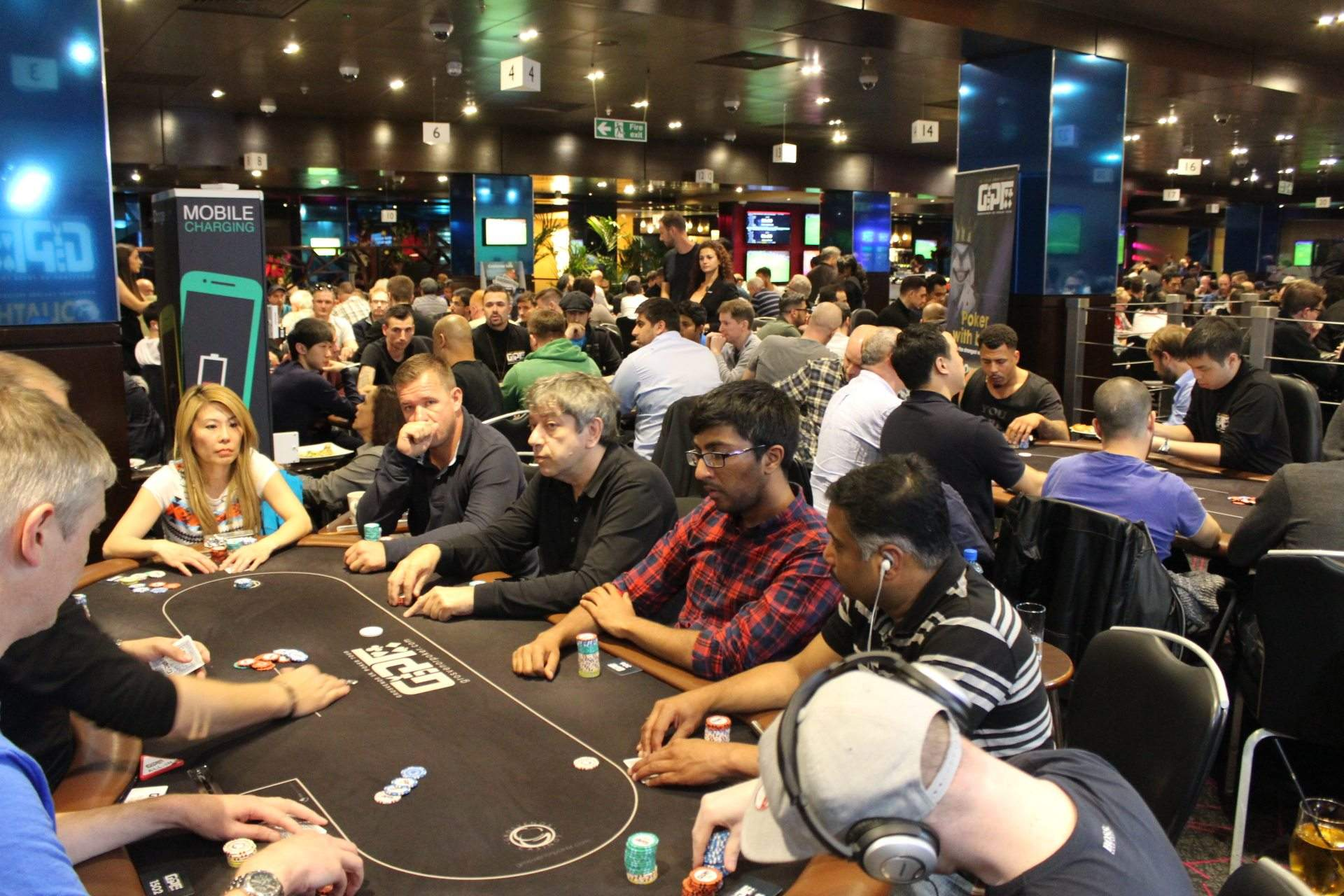 Gilroy poker tournaments