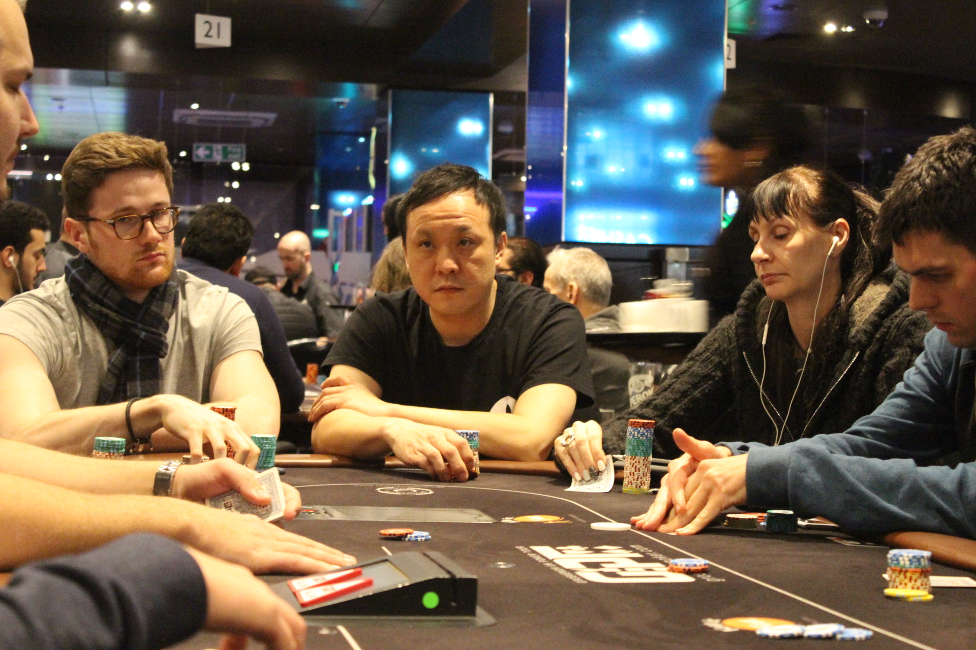 The vic poker club london patience in poker cash games
