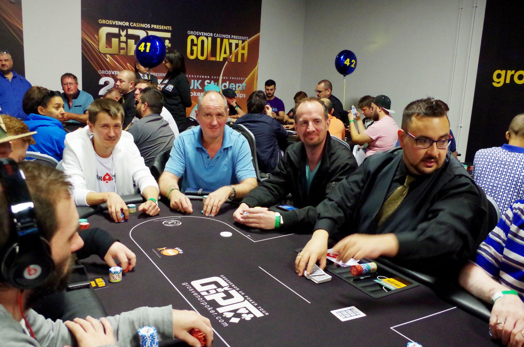 Grosvenor poker tour 2017 big brother australia time slot