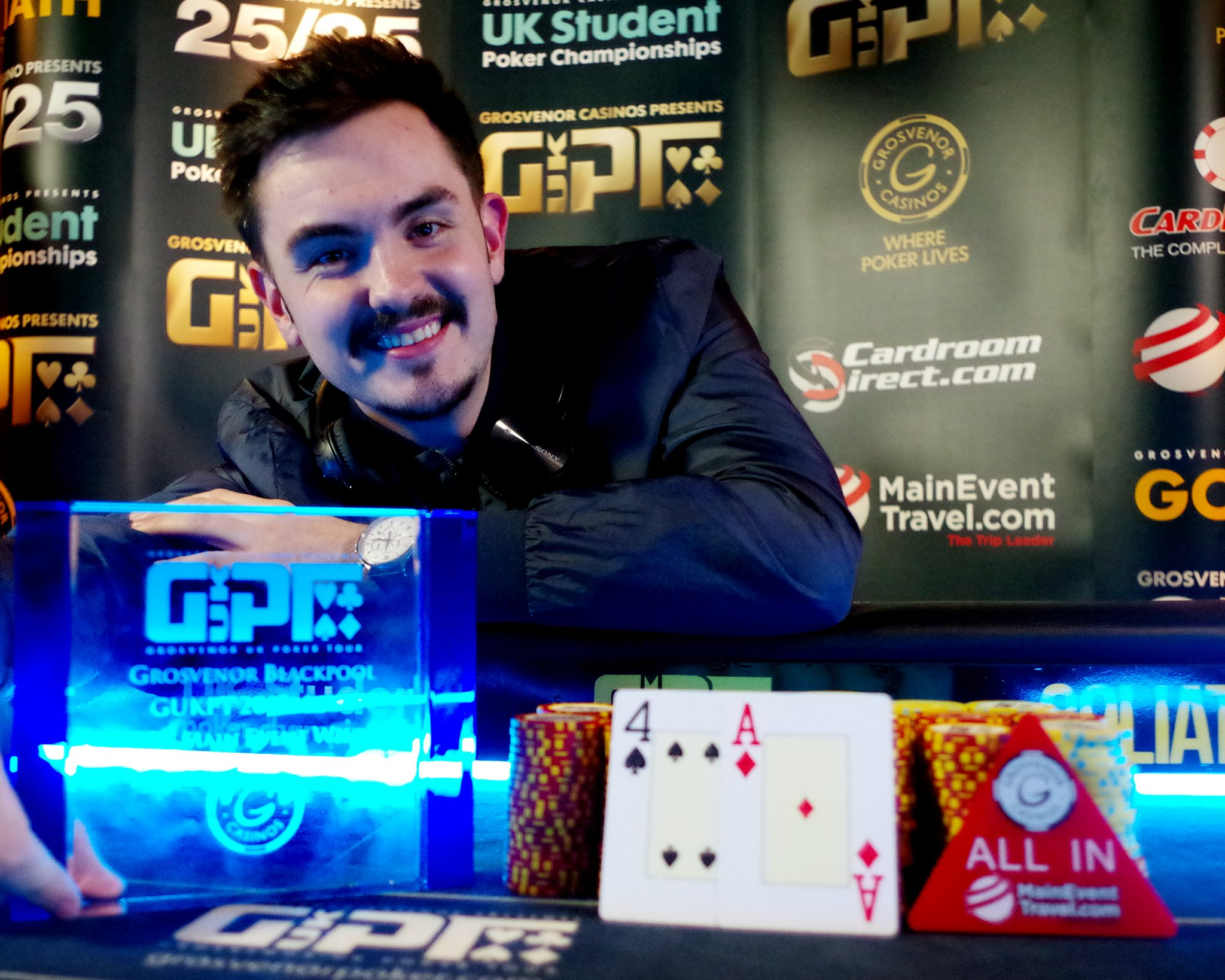 Poker cash game 2018