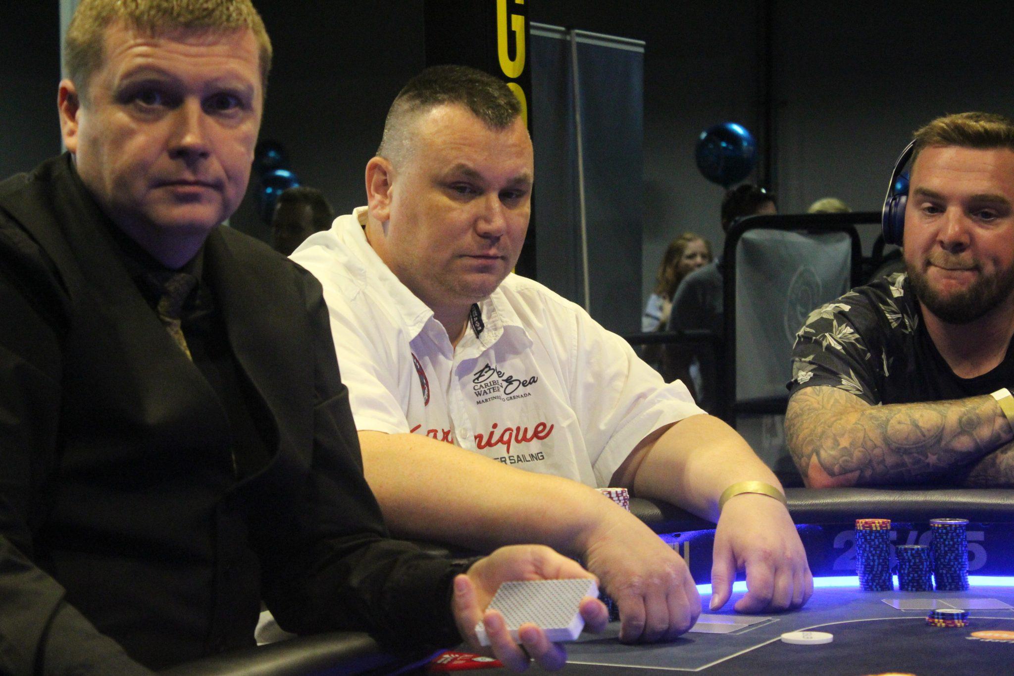 Wyatt frost poker casino canet tenue